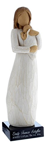 Willow Tree Angel of Mine Personalized