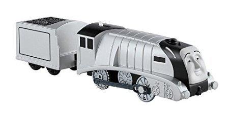 Fisher-Price Thomas The Train - TrackMaster Motorized Spencer Engine