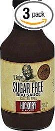 G Hughes Sauce Bbq Sf Hickory (Sauce Bbq Sugar Free)