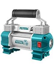 توتال تولز يعمل على بطارية TOTAL TTAC2506 - ضواغط هواء