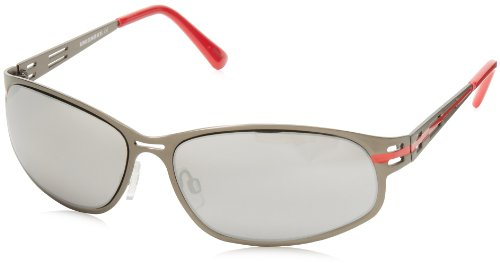 union-bay-womens-u898-oval-sunglassesmatte-gun64-mm