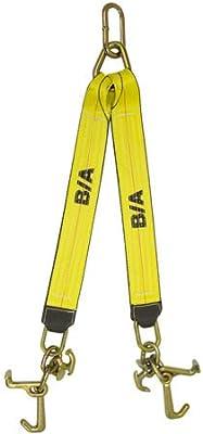 BA Products LP11-8CLU30, Low Profile V Strap / V Bridle, Cluster Hook, New Technology!
