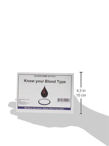 Blood type kit where to buy