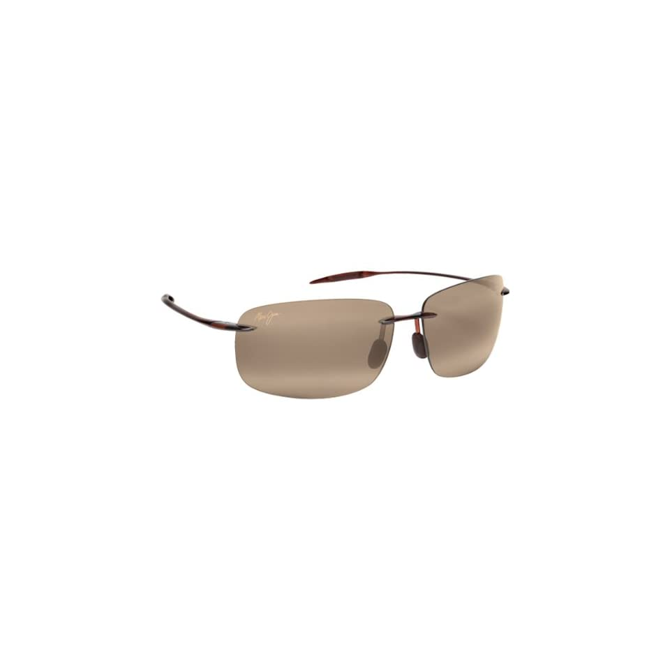 Maui Jim Sunglasses Breakwall Adult Polarized Eyewear   Rootbeer/HCL Bronze / One Size Fits All