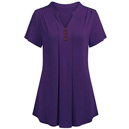 (AOJIAN Tunic Sweatshirts for Women,Tunic Sweater,Tunic Dress,Tank Tops for Women,Tank Tops for Men,Tank Tops,Tank Tops with Built in Bra,Tankini Swimsuits for Women with Shorts Purple)