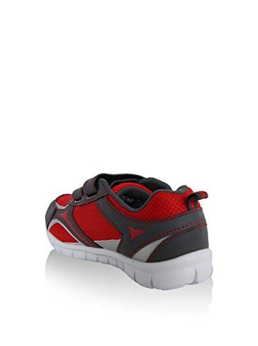 Sportschuhe für Junge DISNEY 2300-242 ROJO-GRIS