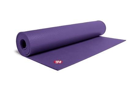 Manduka Pro 71-Inch Yoga & Pilates Mat, Black Magic by ...