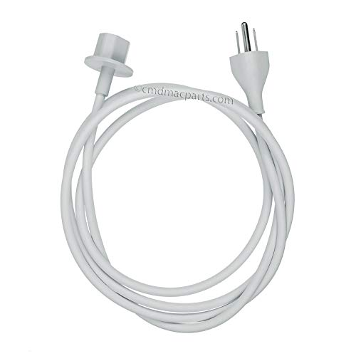 WESAPPINC Replacement US Plug Extension Cable for Apple iMac G5 20 21.5 24 27 Power Supply Cord
