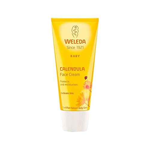 Weleda Baby Face Cream 50ml - Pack of 6 by Weleda