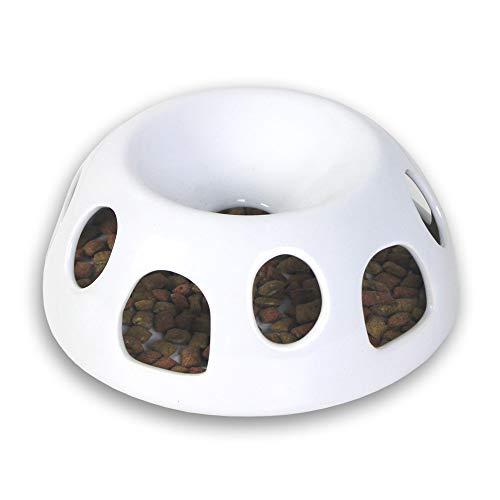 Pioneer Pet Tiger Diner - Ceramic cat slow feeder