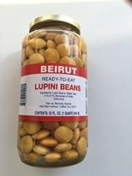 Lupini Beans 32 oz