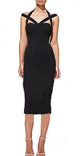 celebritystyle-black-x-strappy-bodycon-bandage-dress-s-black