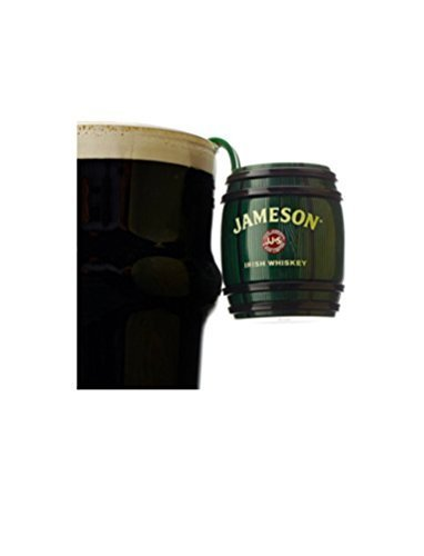 Jameson Whiskey Barrel Shot Glass | Set of 2