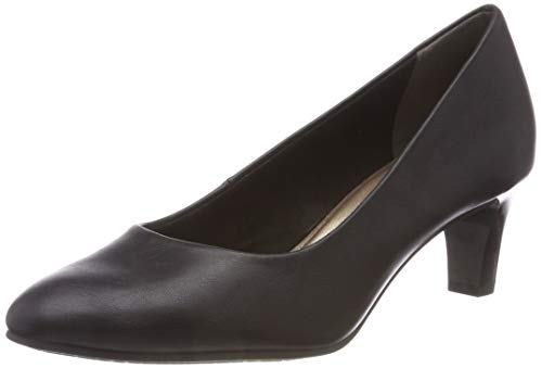 21 Escarpins black 22493 20 Noir Femme Tamaris Matt O7q5fwxBE