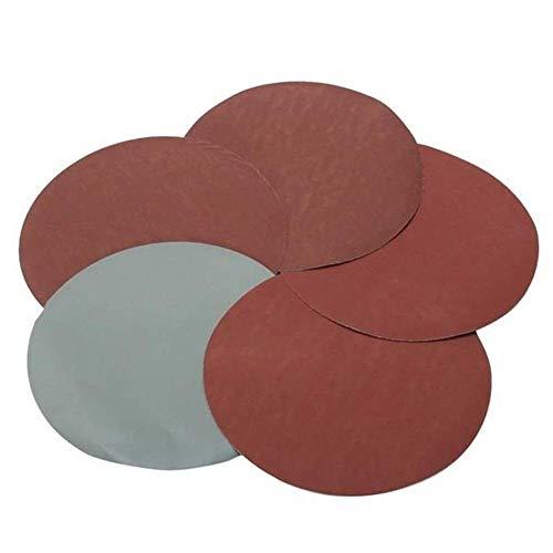 CHUNSHENN 25pcs 600から3000グリット6インチサンディングディスク紙やすり研削、研磨 研磨用 研磨工具