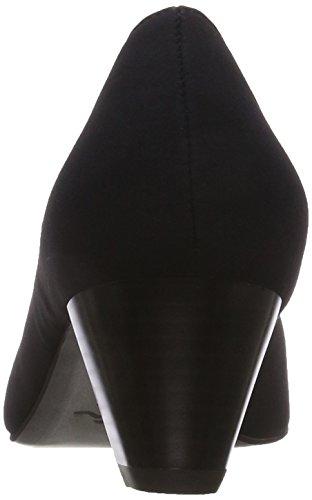 Donna col Nero Ara Punta Tacco Chiusa Knokke Scarpe 01 Schwarz xfqASw6T