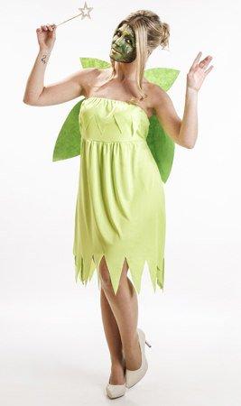 Disfraz de Ninfa Verde mujer U: Amazon.es: Juguetes y juegos