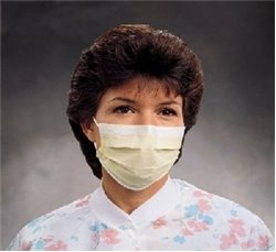 47117 Procedure Mask, Yellow