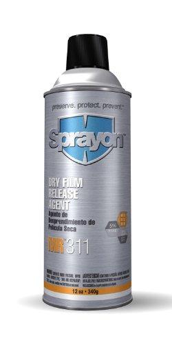 Sprayon MR311 DRY FILM RELEASE AGENT 12 oz Aerosol, SKU #S00311000