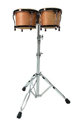 Basic Beat Bongo Set with Stand by Basic Beat