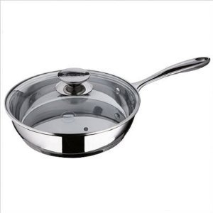 (Berndes Injoy 3.5 Quart Saute Pan with Glass Lid )