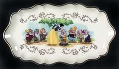Snow White Disney Lenox Collection Candy Dish