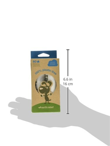 Earth Rated VA01230 Dispensador Bolsas Compostables sin Perfume