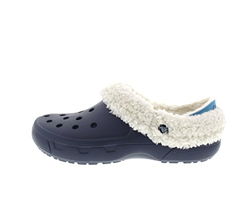 Mammoth Core Full crocs 12878 Collar Zuecos 55V Azul 160 unisex OdxHwP