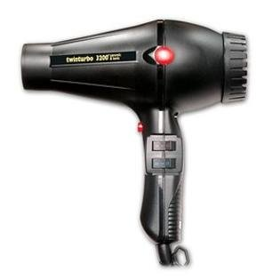 Twin Turbo Professional Powerful 1900 Watt Ultra Quiet Compact Lightweight Ceramic Ionic Premium Hair Dryer