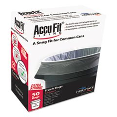 AccuFit - AccuFit Linear Low Density Can Liners with AccuFit Sizing
