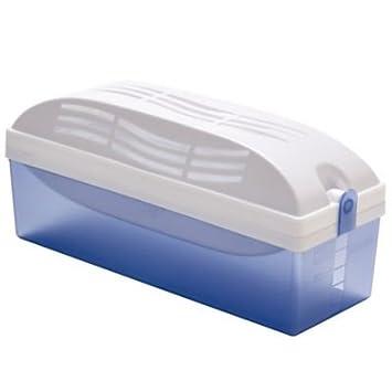 Lakeland Feuchtigkeitsfalle/Luftentfeuchter gegen Kondenswasser (500 g Feuchtigkeitsabsorbierende Kristalle enthalten), kein