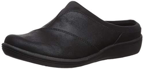 Copper Fit Women's Restore Mule Shoe, Black Multi, 8 M M US