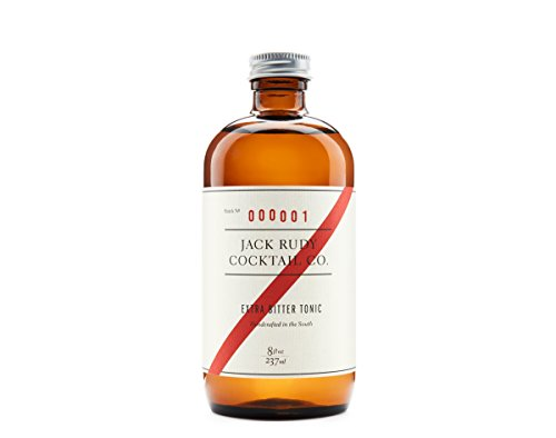 Jack Rudy Cocktail Extra Bitter Tonic Syrup 8 (Extra Bitter)