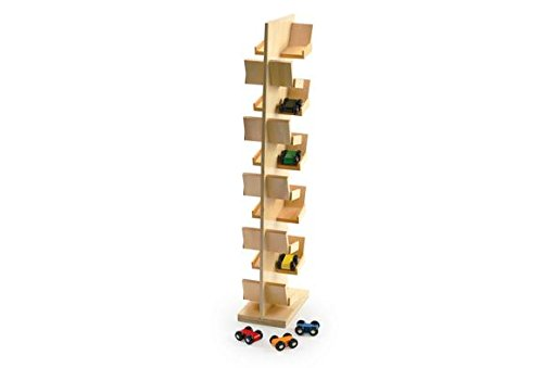 Excellerations Raceway Two-Sided Wooden Racing Tower (Pack of 6)