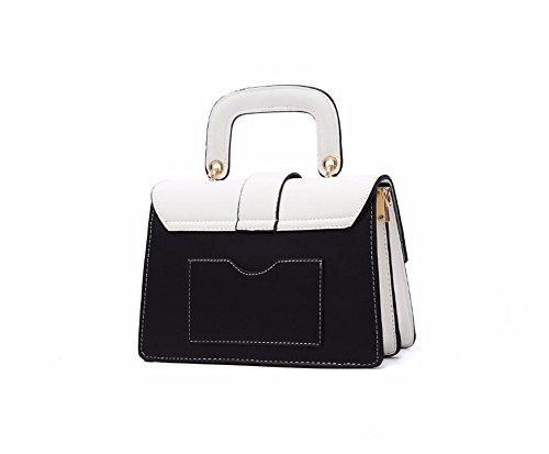 Bolso negro de Verde de Moda CCZUIML Bag Bolsos Mujer wqAppYP