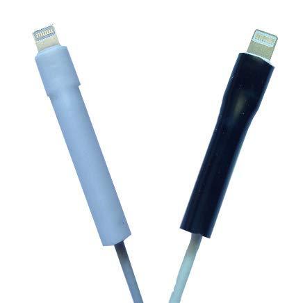 CordCondom Protector de Cargador - Cable Lightning Saver ...