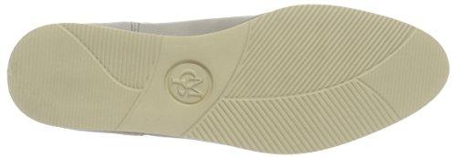 Marc O'Polo 70113855001200 Chelsea, Zapatillas de Estar por Casa para Mujer Gris (Stone)