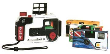 Aquashot Underwater Camera - 4