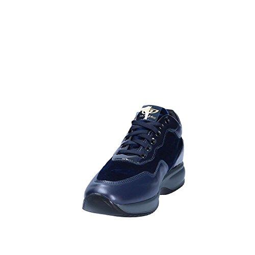 Blu Bleu Lacets Chaussures 677005 Byblos Qwuxvfwo Femmes 0aUwqAx7