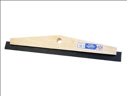Bentley Industrial HH.22//HS45 Wooden Floor Squeegee with Rubber Blade /& Handle