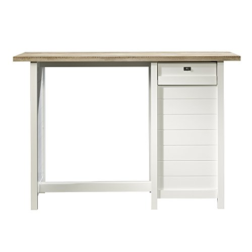 - Sauder 416039 Cottage Road Work Table, L: 53.15