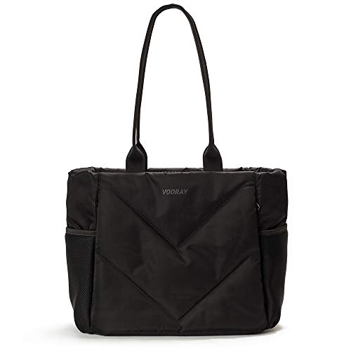 Vooray Aria Tote Bag for Yoga, Gym, Work, and Play