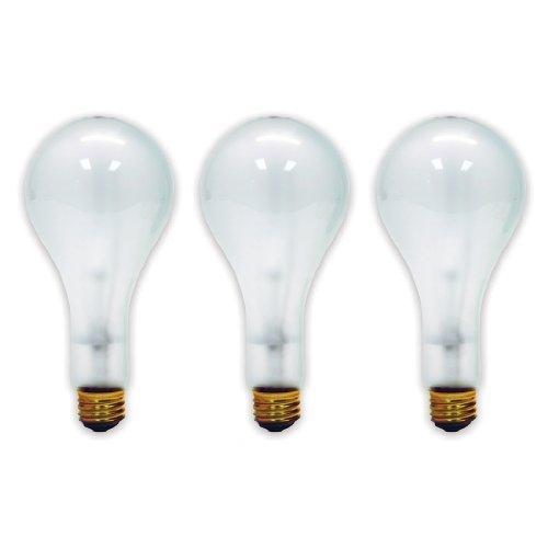 Eiko ECA Photoflood Lamp 250W 120V 3200K - Bulbs by Eiko