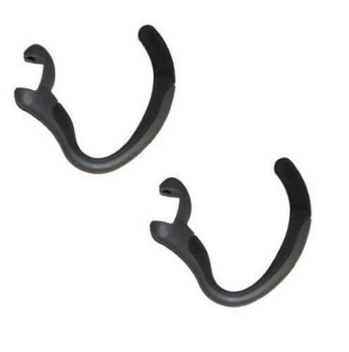 2 packs of Motorola Replacement Ear Hook Earhook for Motorola H500 H501 H505 H670 H3 H350 H800 Bluetooth Headset(colors may (Motorola Ear Hook)