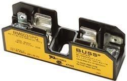 Cooper Bussmann BC6033SQ Class CC Fuse Block