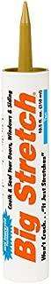 product image for Sashco - BIG-P-TA-12 Big Stretch Acrylic Latex High Performance Caulking Sealant, 10.5 Ounce Cartridge, Tan (Pack of 12)