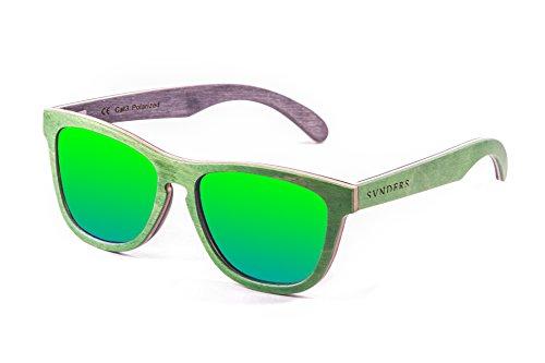 SUNPERS Sunglasses SU40007.2 Lunette de Soleil Mixte Adulte, Marron