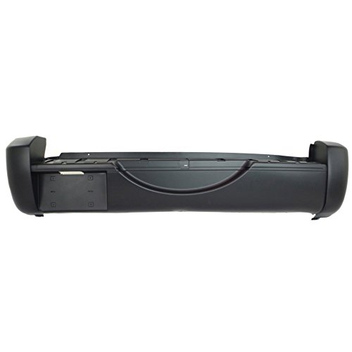 Rear BUMPER COVER Primed for 2002-2007 Jeep Liberty