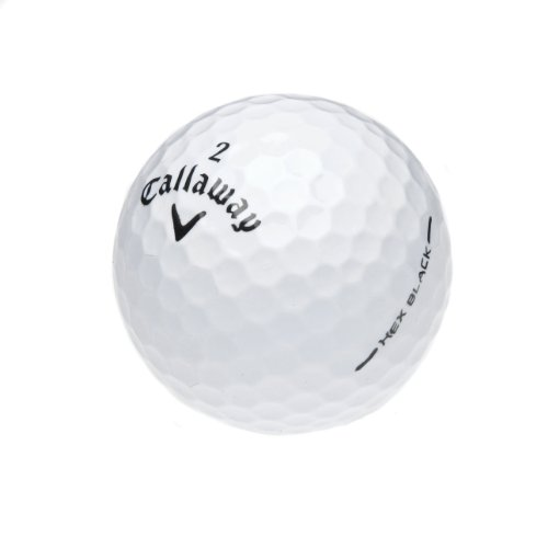 - Callaway Hex Black 36 Recycled Almost Mint Golf Balls