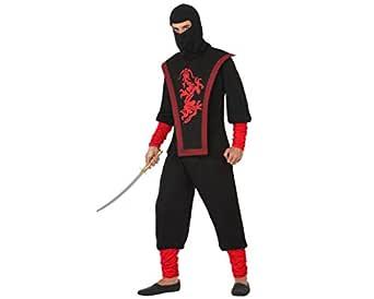 Atosa Disfraz de Ninja para Hombre